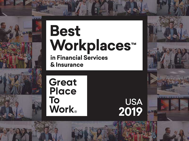 Best Workplace 2019 Civic Financial Services