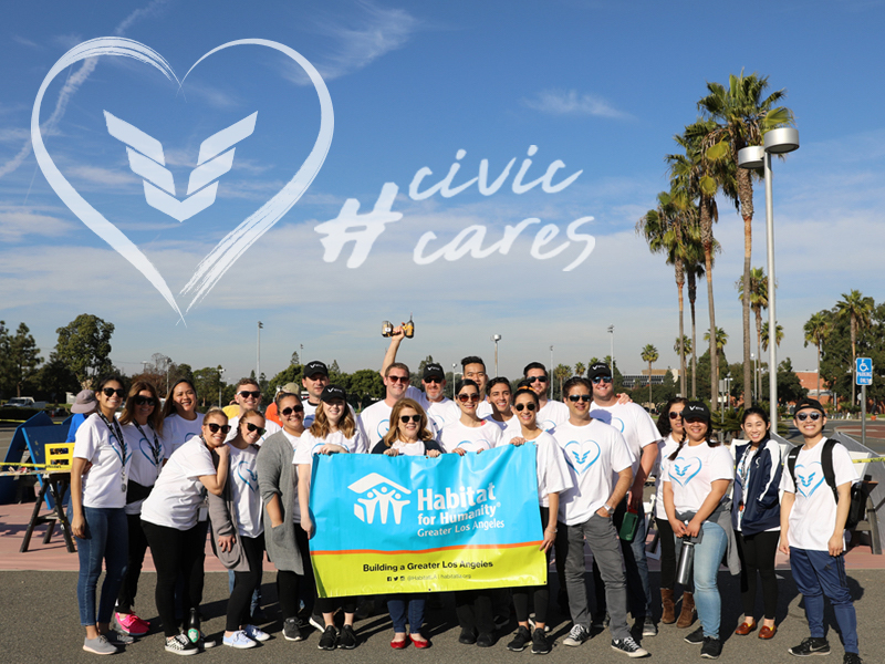 CIVIC Honored by Great Place to Work® and FORTUNE Magazine